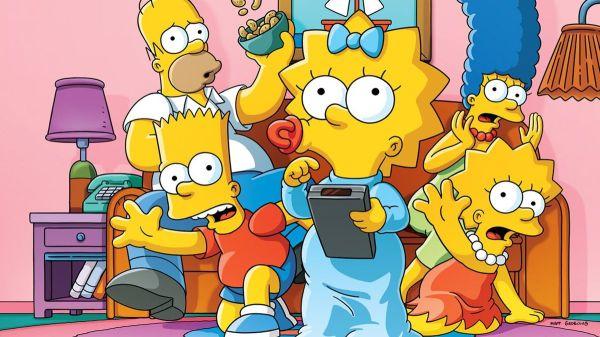 Os Simpsons é a série de comédia mais famosa da televisão