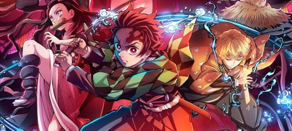 Tanjiro luta para curar a sua irmã