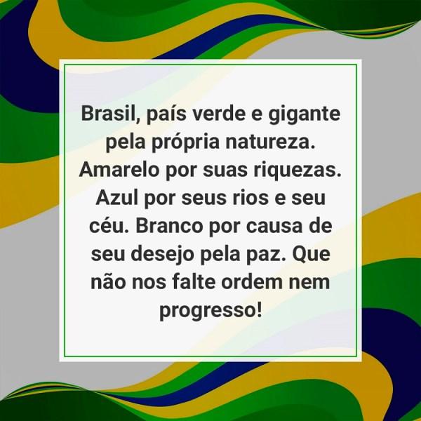 Viva 07 de setembro, Independência do Brasil