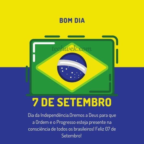 Dia da independência do brasil com imagens