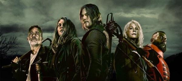 The Walking Dead é a série sobre zumbis mais famosa atualmente