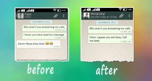 Remove Blue Ticks on WhatsApp