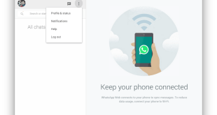 use WhatsApp from your computer