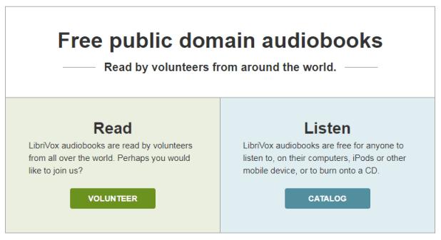 good audio books free