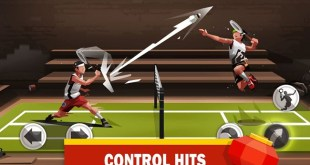 android wifi multiplayer game Badminton League
