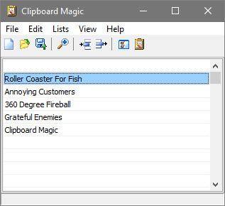 windows clipboard manager - clipboard magic