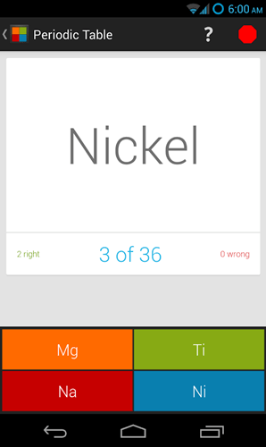 android flashcard app - Super Flashcards