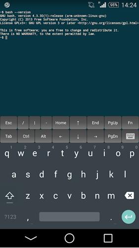 android ssh client - JuiceSSH