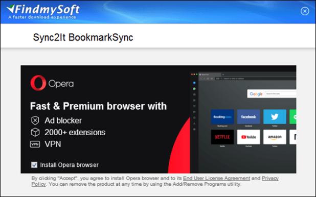bookmark sync