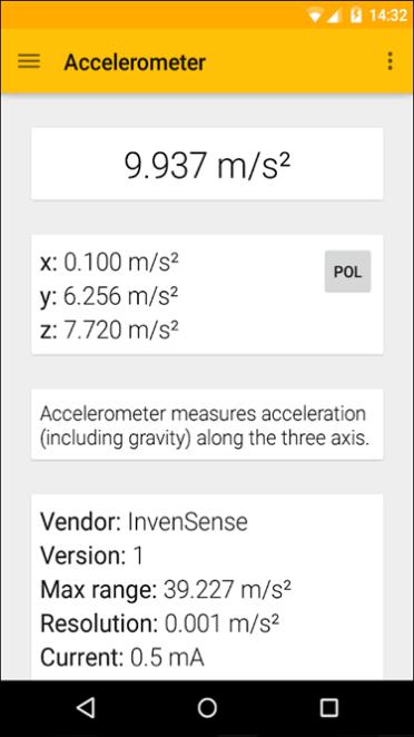 sensors test