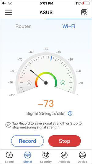 Dr. WiFi iOS