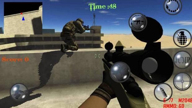 LWP - LAN Multiplayer FPS