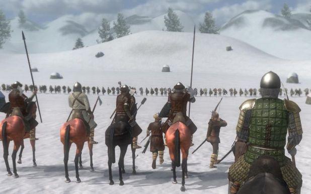 Mount & Blade- Warband