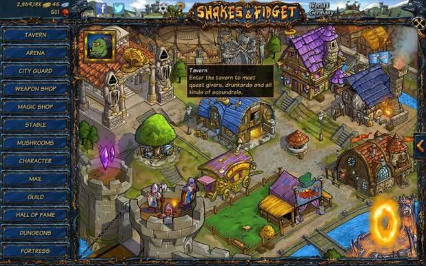 massively multiplayer online game