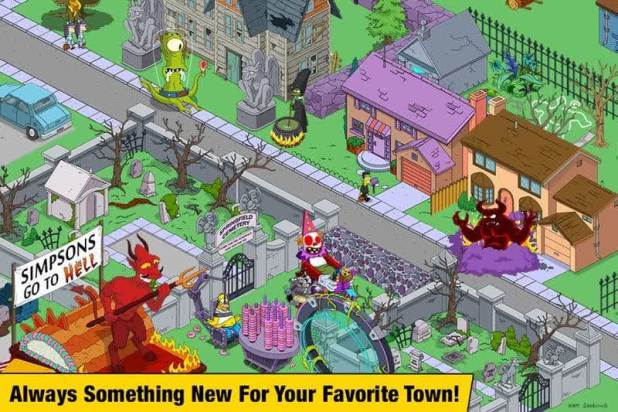 The Simpsons - Tapped Out
