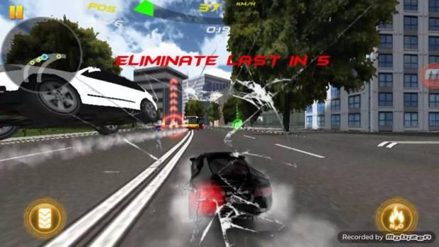 Turbo Race - War of Speed