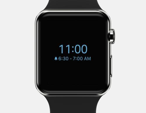 sleep cycle alarm clock -apple watch sleep tracker app