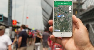 Share Your Real Time Location with Google Maps