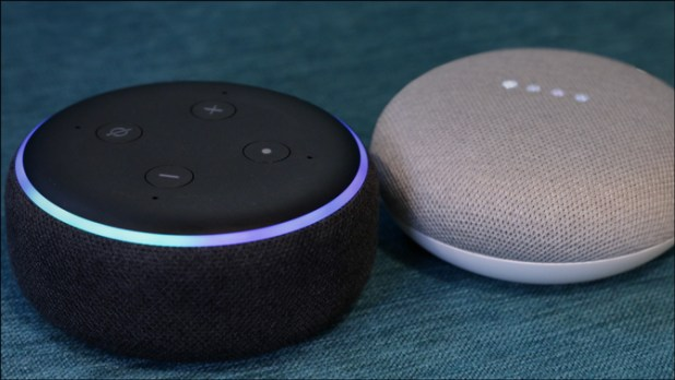 echo dot 3 v google home mini- alexa v home mini