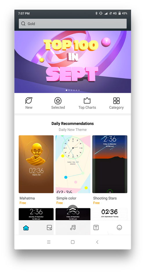 MIUI vs Stock Android- MIUI Themes