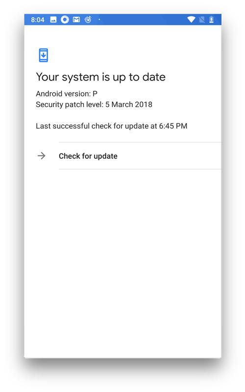 MIUI vs Stock Android- updates
