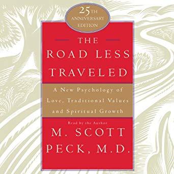 16 - Self-Improvement Book - The Road Less Traveled