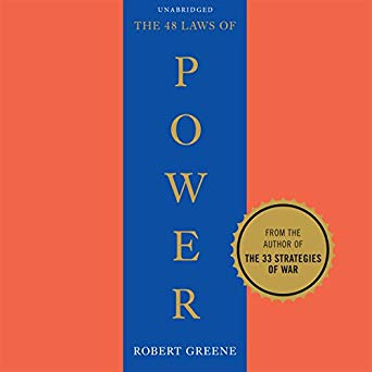 17 - Self-Improvement Book - 48 Laws of Power