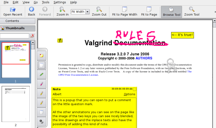 PDF Editor for Linux and Ubuntu 8