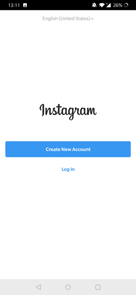 Instagram Music is not available in your region- login