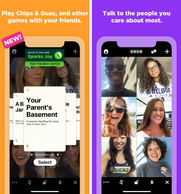 houseparty-app - long distance relationship apps