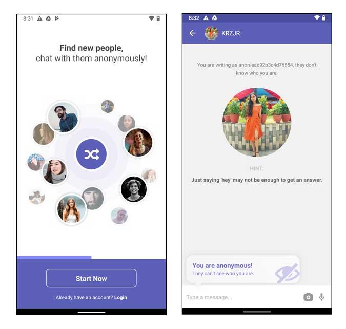 connected2me app screenshot
