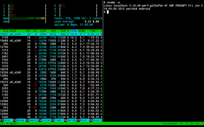 termux-wifi-analyzer - Best Android Apps For Chromebook