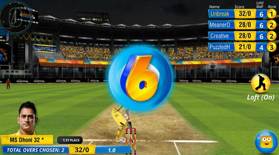 ms dhoni batting in csk match