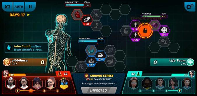 Injecting virus in Bio Inc Nemisis