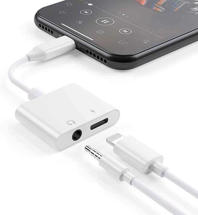 headphones dongle for iphone 12