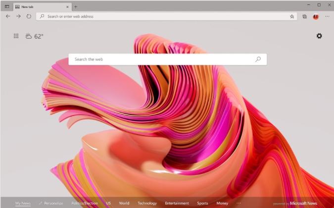 satin theme for edge browser