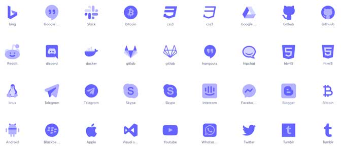 icon scout- free ios 14 icon pack