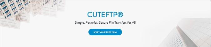 cuteftp for windows