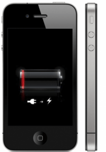 low battery ios7