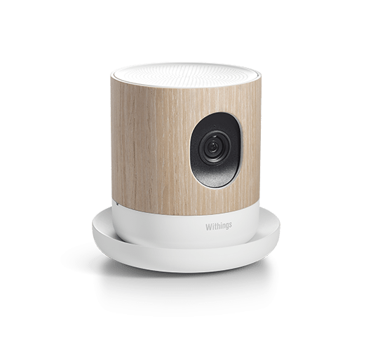 Smart camera for the home