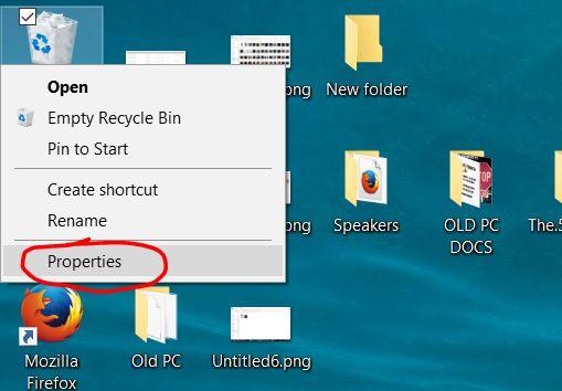 Windows 10 Delete confirmation