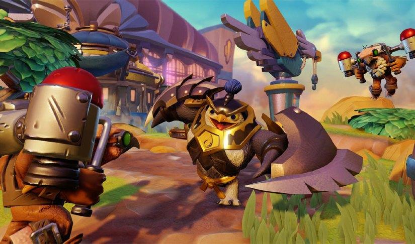 GiN Review: Program Your Own Heroes with Skylanders: Imaginators