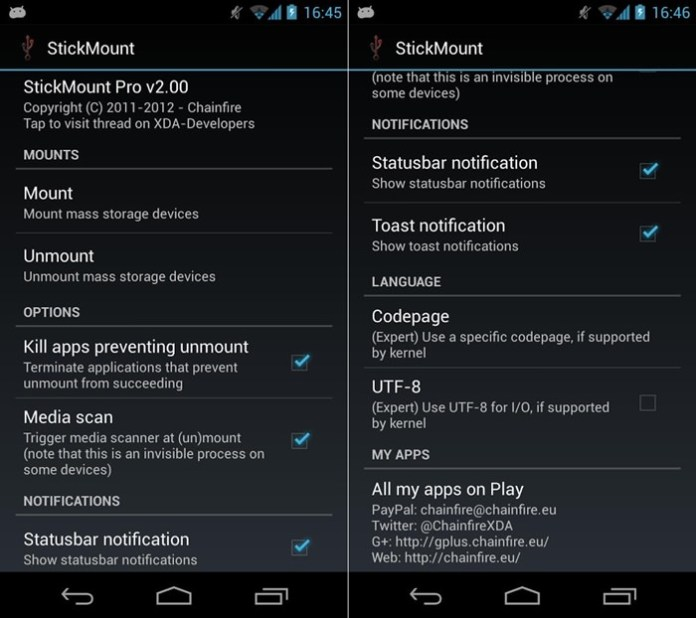 10 Best Applications for Rooted Android Devices 10