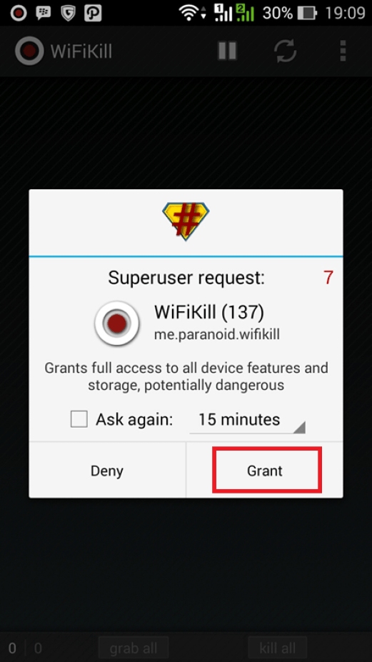 How To Hack Wi-Fi Network Using WiFiKill Android App With In 5 Minutes 1
