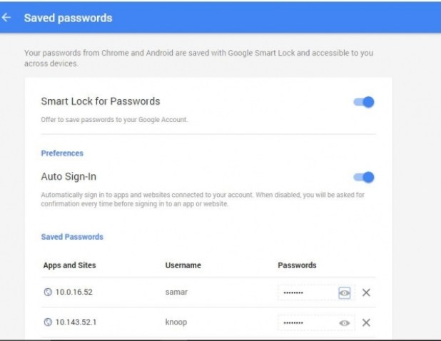How To Access Google Chrome Passwords Remotely From Any Browser 3