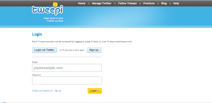 How To Get Endless Active Twitter Followers By Using Tweepi App 2