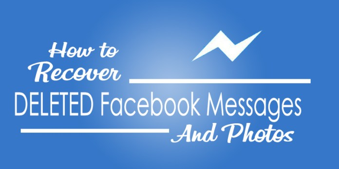 How To Recover The Deleted Facebook Messages And Photos And All Your Data 5