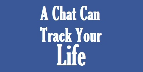 How To Track Location Of A Person By Chatting On Facebook And WhatsApp