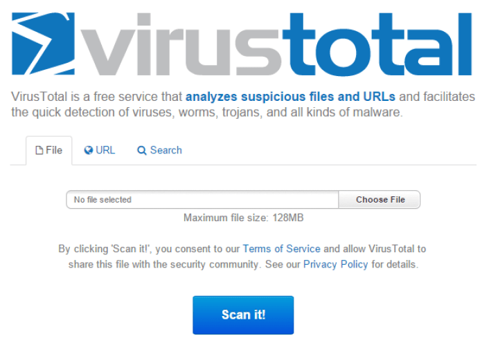 List Of 5 Best Online Antivirus - Scan Files Online 2