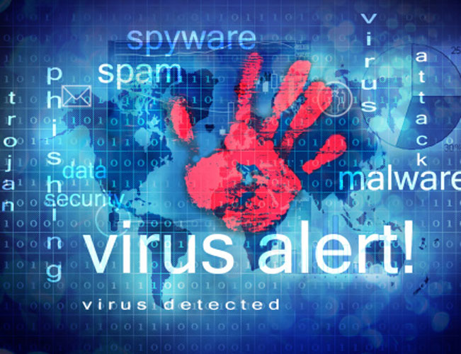 The Top Five Worst Viruses For the Computers